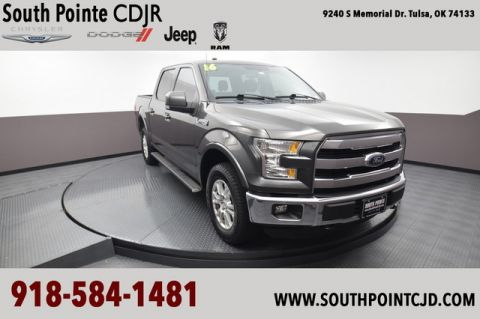 Pre-Owned 2016 Ford F-150 Lariat | SOUTH POINTE CJD