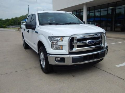 Pre-Owned 2017 Ford F-150 XLT***CREW CAB***4WD***SP CHEVY 918-481-8000