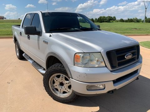 Pre-Owned 2005 Ford F-150 FX4***CALL BH TOYOTA**405-936-8600***