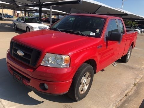Pre-Owned 2007 Ford F-150 STX | SOUTH POINTE CJD