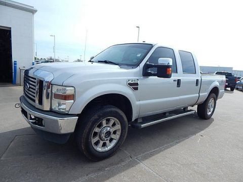 Pre-Owned 2009 Ford Super Duty F-250 SRW Lariat