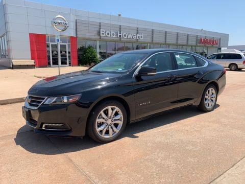 Pre-Owned 2018 Chevrolet Impala LT ***MANAGER SPECIAL***