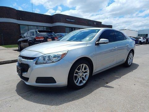 Pre-Owned 2015 Chevrolet Malibu LT | BOB HOWARD DODGE 405-936-8900