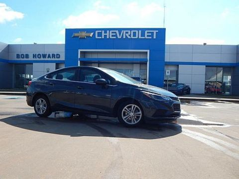 Pre-Owned 2017 Chevrolet Cruze LT | BOB HOWARD DODGE 405-936-8900 | ALLOYS