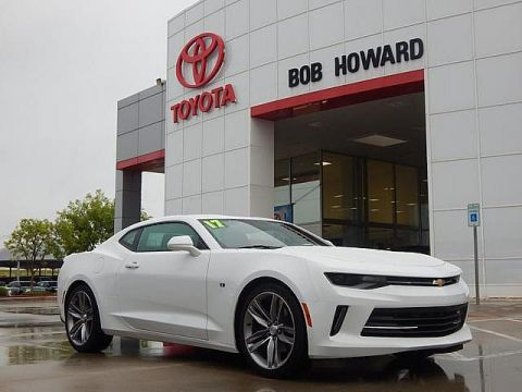 Pre-Owned 2017 Chevrolet Camaro LT***CALL BH TOYOTA**405-936-8600***