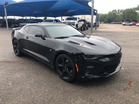 Pre-Owned 2018 Chevrolet Camaro 2SS