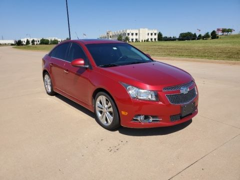 Pre-Owned 2014 Chevrolet Cruze LTZ | ONLY AT BOB HOWARD ACURA CALL TODAY AT 405-753-8770!|