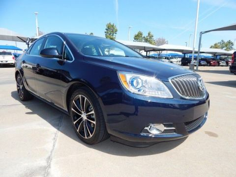 Pre-Owned 2016 Buick Verano **SPORT***TOURING*** LOW MILES SP CHEVY 918-481-8000