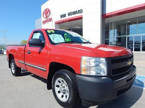 Pre-Owned 2009 Chevrolet Silverado 1500 WT****VERY NICE***CALL BH TOYOTA**405-936-8600***