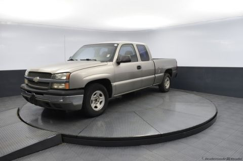 Pre-Owned 2003 Chevrolet Silverado 1500 LS | BOB HOWARD DODGE 405-936-8900