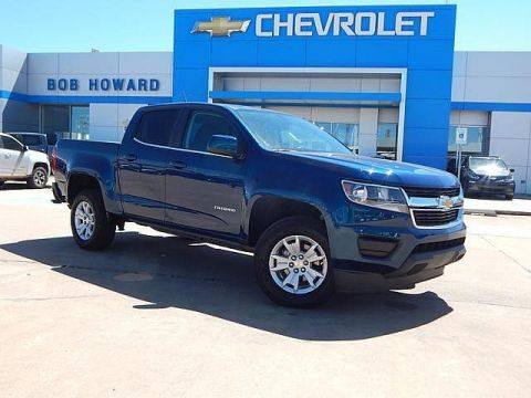 Pre-Owned 2019 Chevrolet COLORADO | BOB HOWARD CHEVROLET 405-748-7700 | LT | ALLOY WHEELS | GREAT VALUE | CLEAN CAR FAX | ONE OWNER |