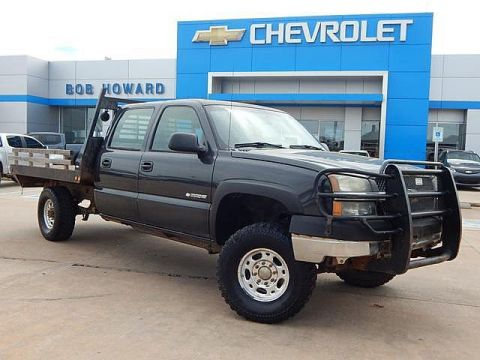 Pre-Owned 2003 Chevrolet Silverado 2500HD | BOB HOWARD CHEVROLET 405-748-7700 | GREAT WORK TRUCK | WON'T LAST |