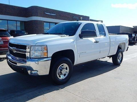 Pre-Owned 2007 Chevrolet Silverado 2500HD LT w/1LT | BOB HOWARD DODGE 405-936-8900