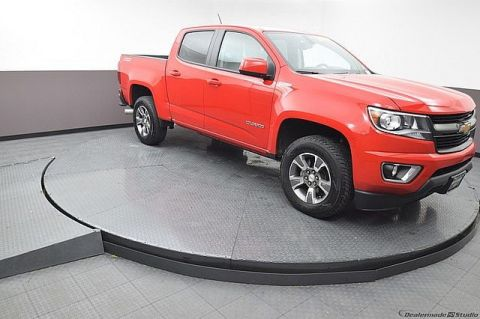 Pre-Owned 2018 Chevrolet Colorado 4WD Z71 CALL 918-491-8000