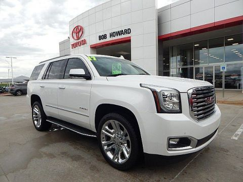 Pre-Owned 2017 GMC Yukon SLT***4WD***LOADED**22S**CALL BH TOYOTA**