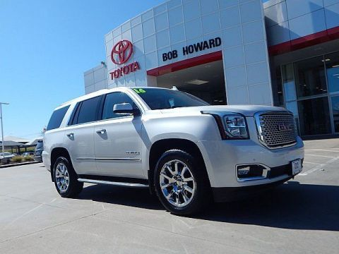Pre-Owned 2016 GMC Yukon Denali***4WD**LOADED**CALL BH TOYOTA**