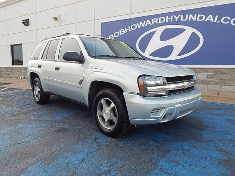 Pre-Owned 2008 Chevrolet TrailBlazer LT w/2LT | BH Hyundai | 405-634-8900 | FINANCING!