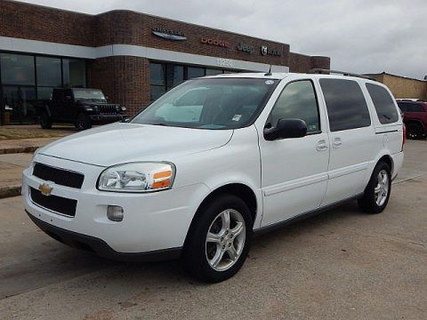 Pre-Owned 2005 Chevrolet Uplander LS | BOB HOWARD DODGE 405-936-8900