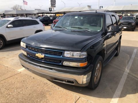 Pre-Owned 2006 Chevrolet Tahoe LS w/1WT | BOB HOWARD DODGE 405-936-8900
