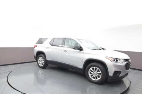 Pre-Owned 2019 Chevrolet Traverse LS SP Honda 918-491-0100