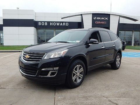 Pre-Owned 2015 Chevrolet Traverse CALL 405.936.8800 FOR MORE INFO | SUPER CLEAN ONE OWNER CLEAN CARFAX | BACK UP CAMERA | BLUETOOTH | MIDDLE ROW CAPTAIN SEATS | HURRY CALL NOW!!!!
