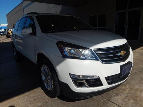 Pre-Owned 2014 Chevrolet Traverse LT | DRIVES GREAT | LOW MILES | ONLY AT BOB HOWARD ACURA CALL TODAY AT 405-753-8770!|