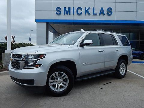 Pre-Owned 2018 Chevrolet Tahoe LT | LEATHER SEATING | NAVIGATION | BOSE RADIO | 8 PASSENGER!!