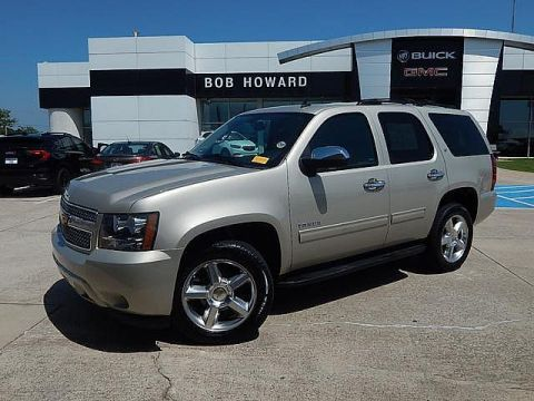 Pre-Owned 2014 Chevrolet Tahoe LT | BOB HOWARD DODGE 405-936-8900