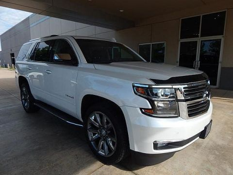 Pre-Owned 2016 Chevrolet Tahoe LTZ | FULLY LOADED | ENTERTAINMENT SYSTEM| ONLY AT BOB HOWARD ACURA CALL TODAY AT 405-753-8770!|
