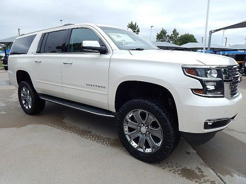 Pre-Owned 2015 Chevrolet Suburban LTZ***LIFTED***22 WHEELS/TIRES***SUNROOF***SP CHEVY 918-481-8000