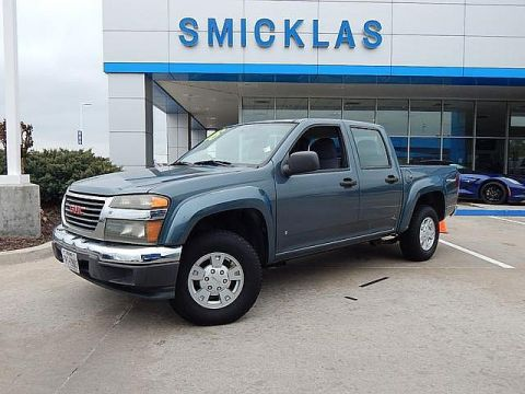 Pre-Owned 2006 GMC Canyon SLE2