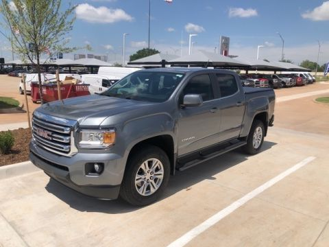 Pre-Owned 2019 GMC Canyon 2WD SLE | BOB HOWARD DODGE 405-936-8900