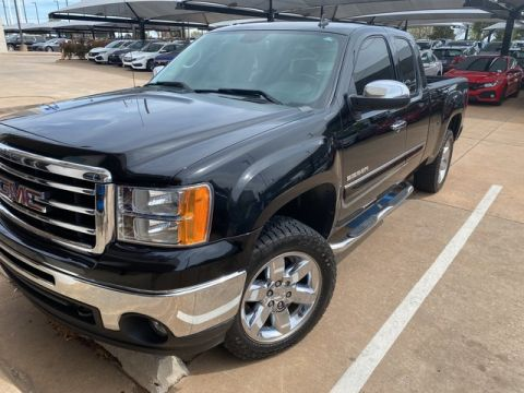 Pre-Owned 2013 GMC Sierra 1500 SLE {BOB HOWARD HONDA} 405-753-8700