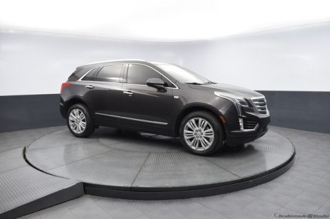 Pre-Owned 2018 Cadillac XT5 {Bob Howard Honda} 405-753-8700 Premium Luxury FWD