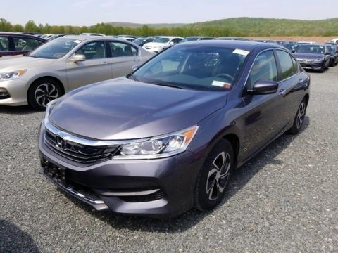 Pre-Owned 2017 Honda Accord LX SP Honda 918-491-0100