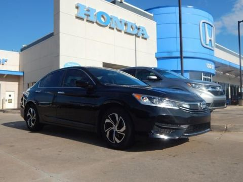 Pre-Owned 2016 Honda Accord Sedan LX | BACKUP CAMERA | BLUETOOTH | 405-753-8700 | Honda STORE!