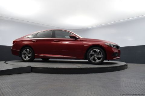 Pre-Owned 2018 Honda Accord Sedan EX-L 1.5T | ONLY AT BOB HOWARD ACURA CALL TODAY AT 405-753-8770!|