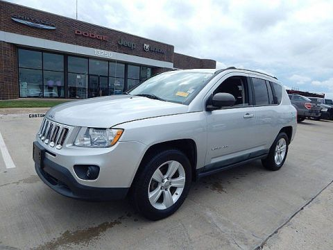 Pre-Owned 2011 Jeep Compass Latitude | BOB HOWARD DODGE 405-936-8900