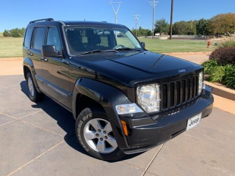 Pre-Owned 2010 Jeep Liberty Sport****1 OWNER**CALL BH TOYOTA**405-936-8600**