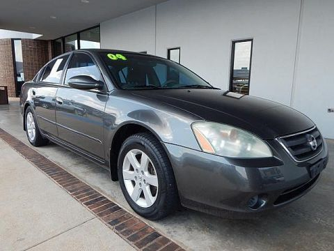 Pre-Owned 2004 Nissan Altima S | BOB HOWARD DODGE 405-936-8900