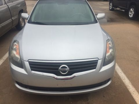 Pre-Owned 2007 Nissan Altima 2.5 | BOB HOWARD DODGE 405-936-8900