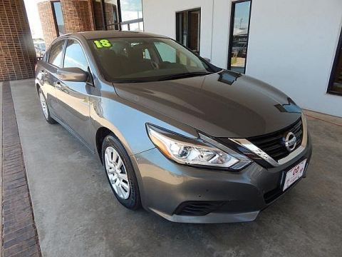 Pre-Owned 2018 Nissan Altima 2.5 S | BOB HOWARD DODGE 405-936-8900