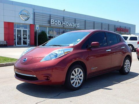 Pre-Owned 2013 Nissan LEAF S | ***ALL ELECTRIC***