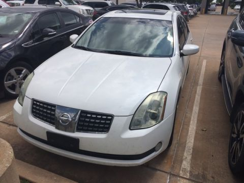 Pre-Owned 2004 Nissan Maxima SL | ONLY AT BOB HOWARD ACURA CALL TODAY AT 405-753-8770!|