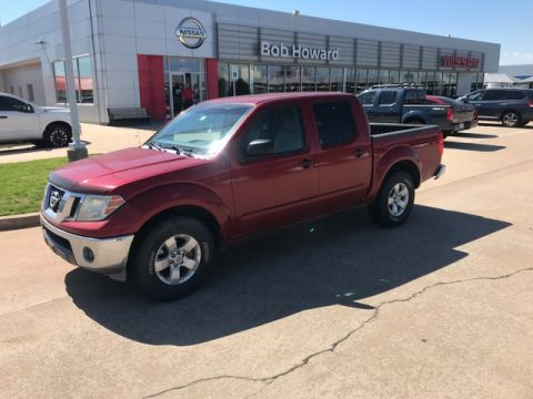 Pre-Owned 2009 Nissan Frontier SE | BOB HOWARD DODGE 405-936-8900 | ALLOYS | TOW PACKAGE