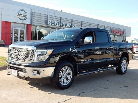 Pre-Owned 2016 Nissan Titan XD SL