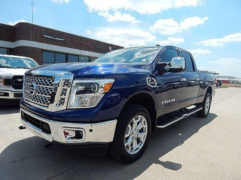 Pre-Owned 2017 Nissan Titan XD SL | BOB HOWARD DODGE 405-936-8900