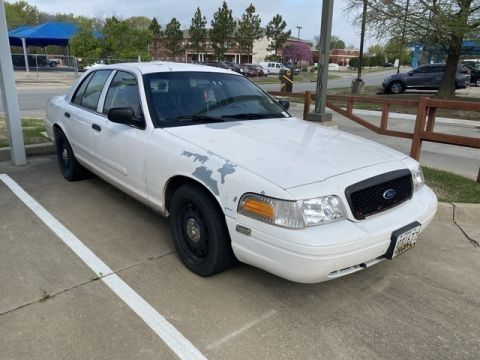 Pre-Owned 2007 Ford Police Interceptor (fleet-only) Pursuit