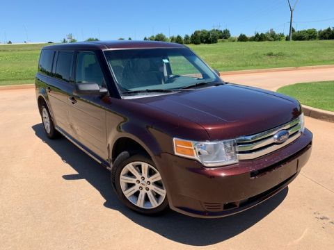 Pre-Owned 2010 Ford Flex SE***CALL BH TOYOTA***405-936-8600****