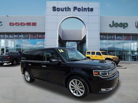 Pre-Owned 2016 Ford Flex Limited | SOUTH POINTE CJD